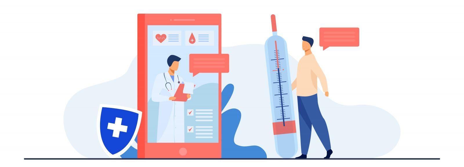 Telemedicina permanecerá post pandemia