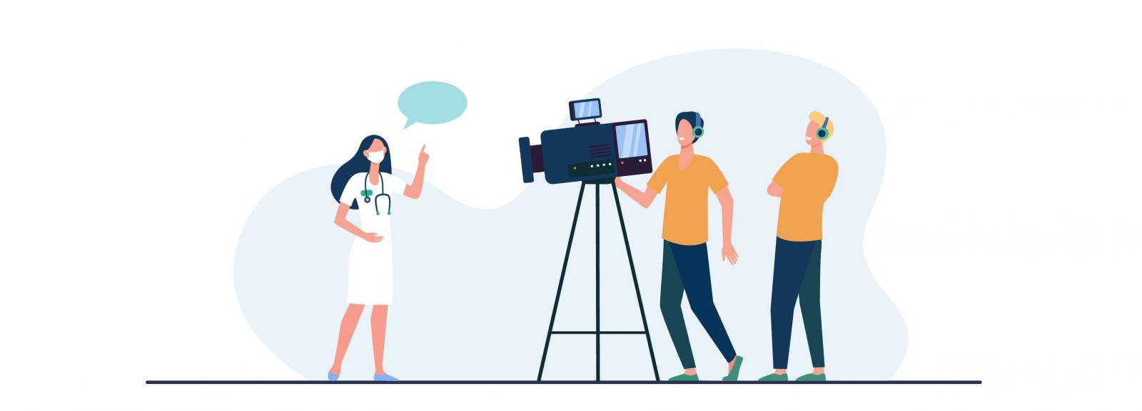 Redes sociales para obtener más pacientes